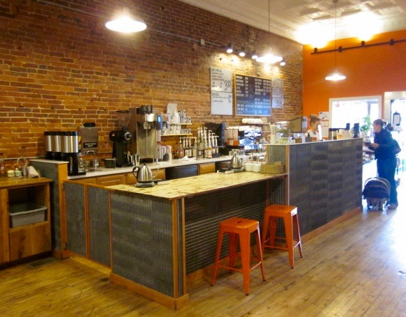 Commercial > Clay Cup Coffee Shop - Altoona PA (After)