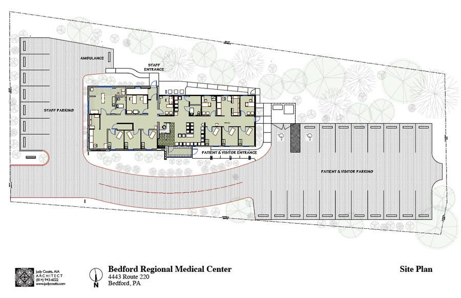 Commercial Bedford Regional Medical Center